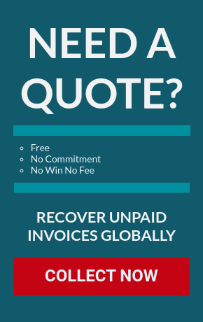 Need a no win no fee quote for global debt recovery