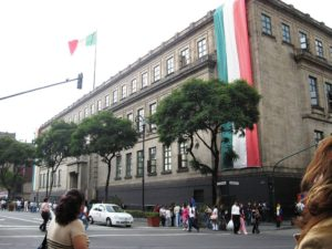 Mexican Supreme court image