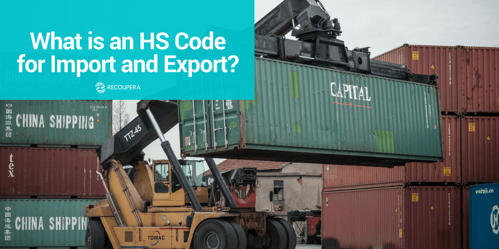Trade Show Booth Hs Code : What is an hs code for import and export recoupera