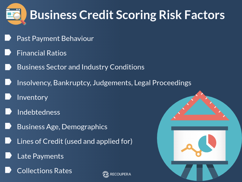 Business Credit Scoring Risk Factors