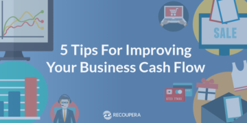 Five tips for improving business cash flow cover article