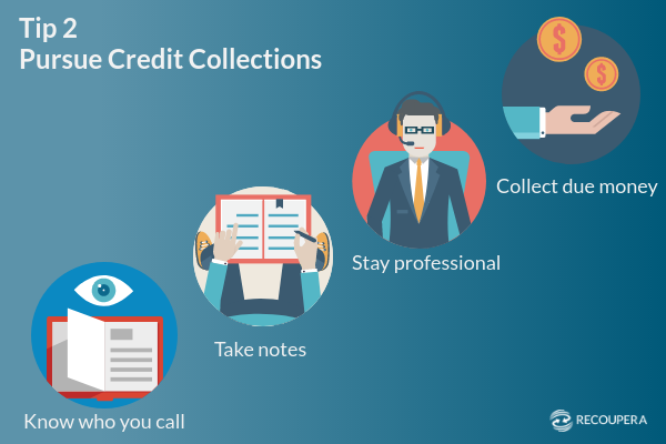 Credit Collections for improving business cash flow